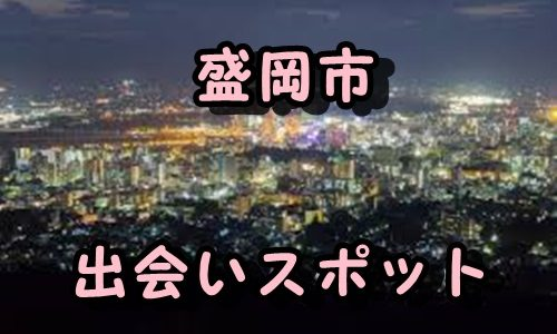 盛岡市のアラサーの出会いの場紹介!【出会いのないアラサーの出会いスポット】